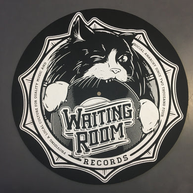 Waiting Room Records Slipmat