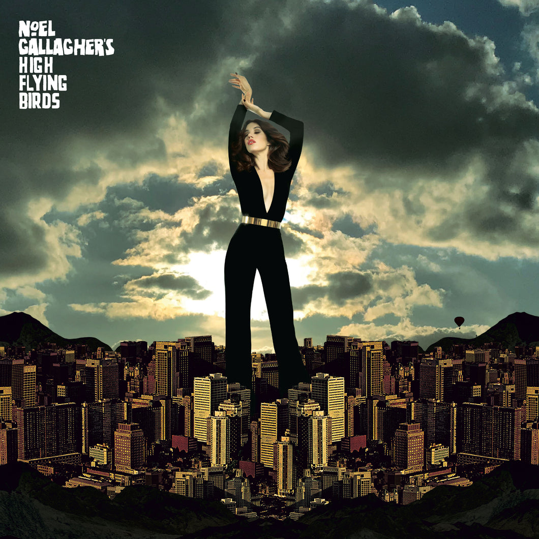 Noel Gallagher's High Flying Birds- Blue Moon Rising PREORDER OUT 3/6