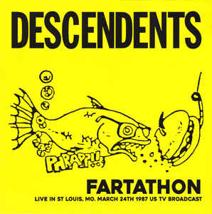 Descendents- Fartathon (Live in St. Louis, MO March 24th 1987) US TV Broadcast