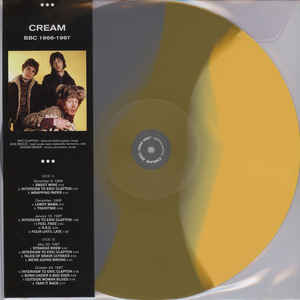 Cream- BBC Sessions 1966-1967