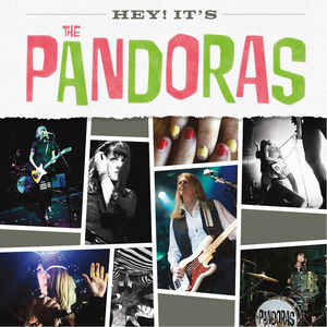The Pandoras- Hey! It's the Pandoras