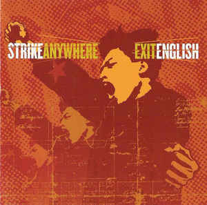 Strike Anywhere- Exit English