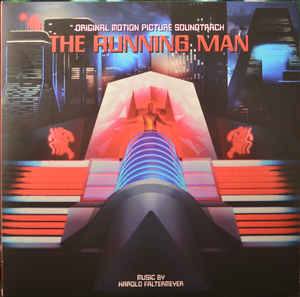 OST (Harold Faltermeyer)- The Running Man