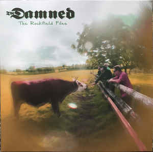 The Damned- The Rockfield Files- EP
