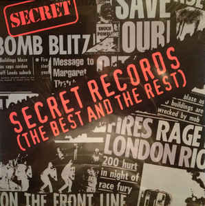 VA- Secret Records: The Best and the Rest