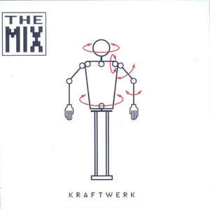 Kraftwerk- The Mix