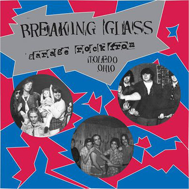 VA- Breaking Glass: Garage Rock from Toledo, Ohio