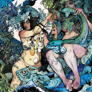 Baroness- Blue Record