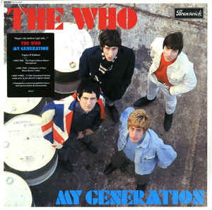 The Who- My Generation (Deluxe Edition)