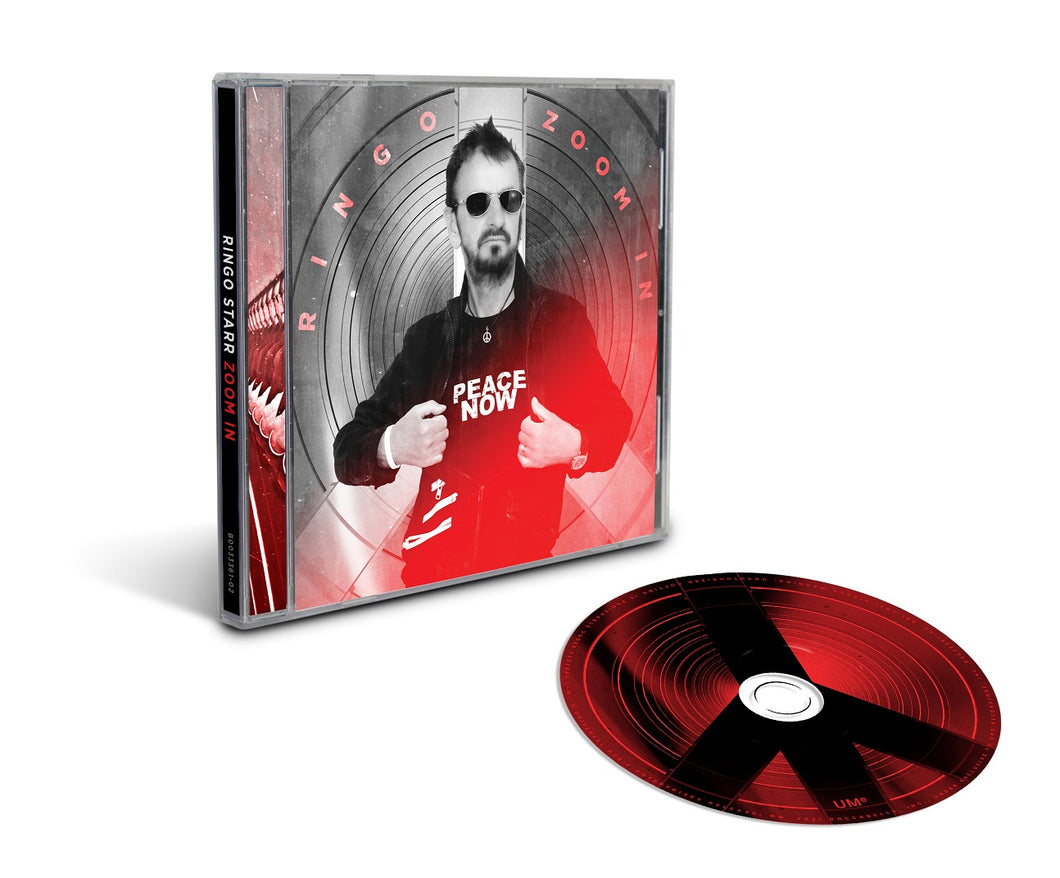 Ringo Starr- Zoom In EP PREORDER OUT 3/19/21