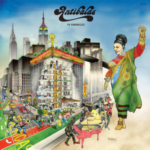Antibalas- Fu Chronicles PREORDER OUT 2/7