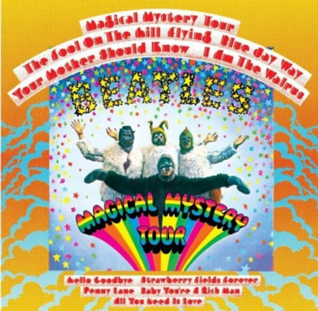 The Beatles- Magical Mystery Tour