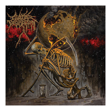 Cattle Decapitation- Death Atlas