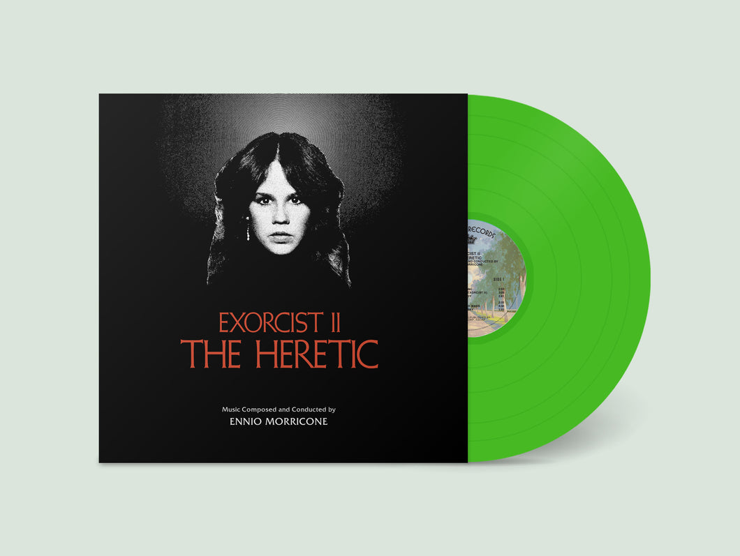 OST (Ennio Morricone)- Exorcist II: The Heretic PREORDER OUT 3/26