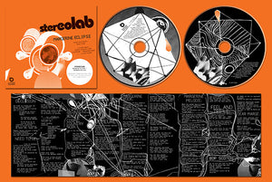 Stereolab- Margerine Eclipse Expanded Edition Reissue PREORDER OUT 11/29