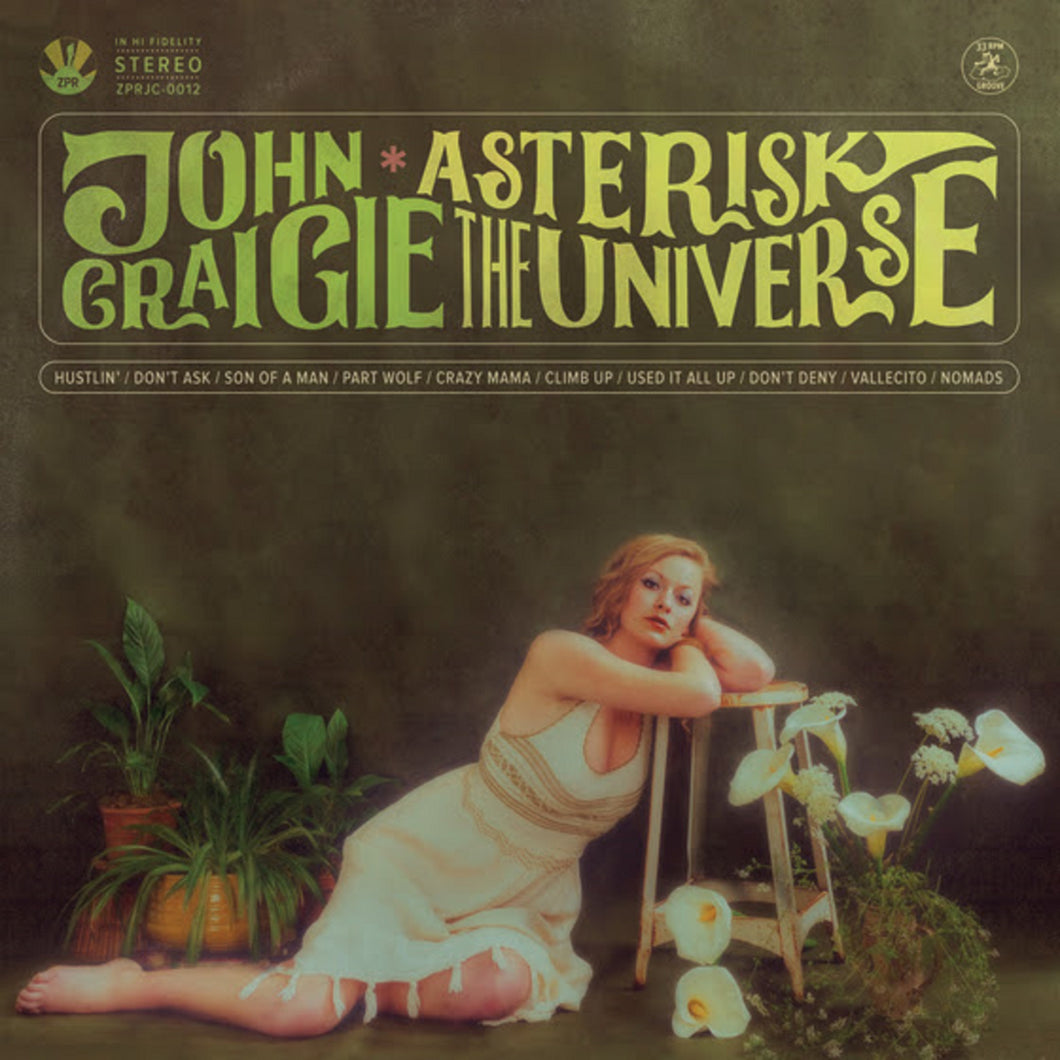 John Craigie- Asterisk the Universe