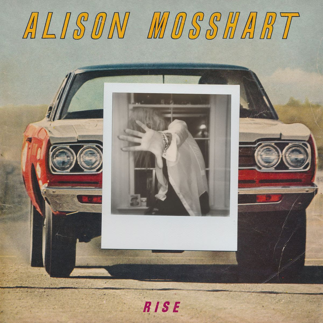 Alison Mosshart- Rise/ It Ain't Water PREORDER OUT 7/31