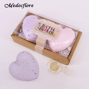 2pcs/set Bubbles Bath Bombs with Gift Set Lavender Bath Bombs for Bathroom Massage Natural Sea Salt Romantic Organic Bath Spa - Organic Youth & Beauty [100% Quality Guaranteed] Shop Now