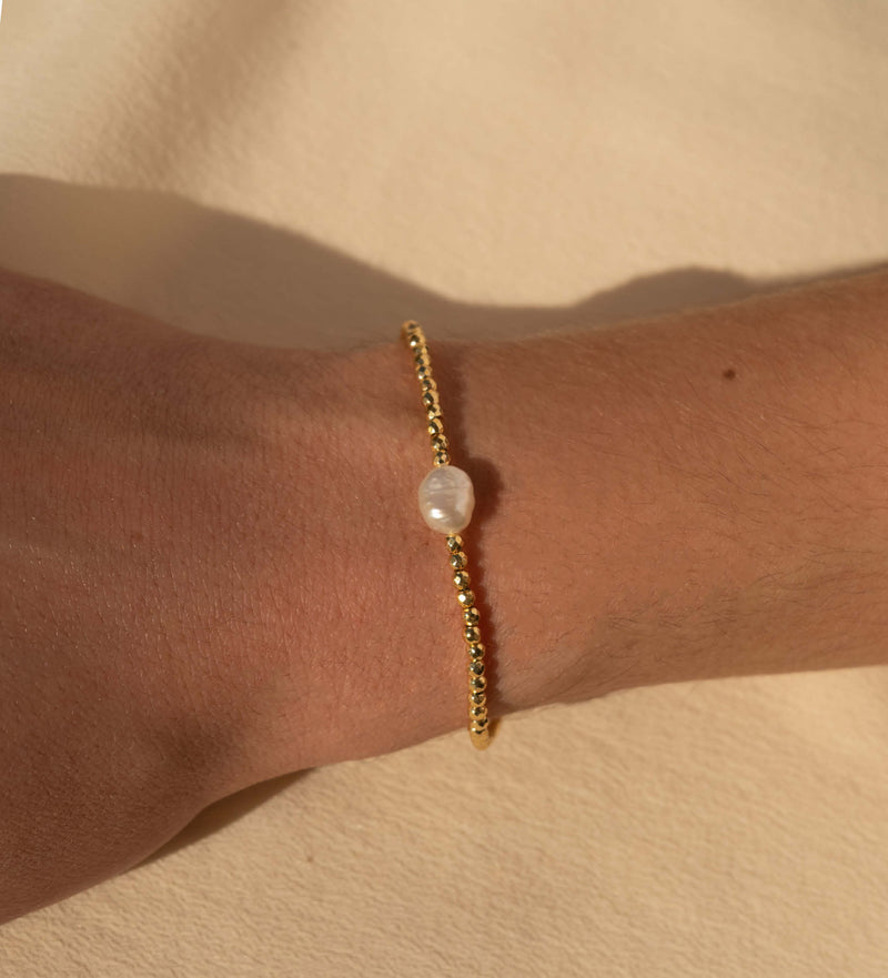 PEARLY Bracelet - Baroque
