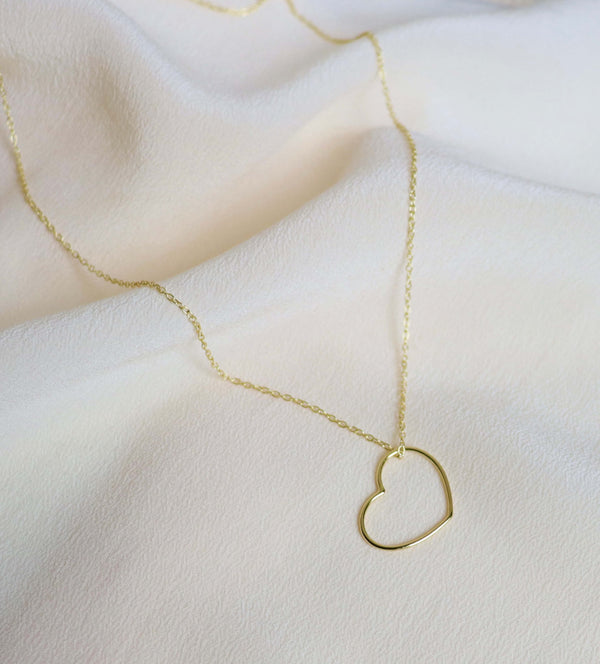 COEUR Necklace - Oblique