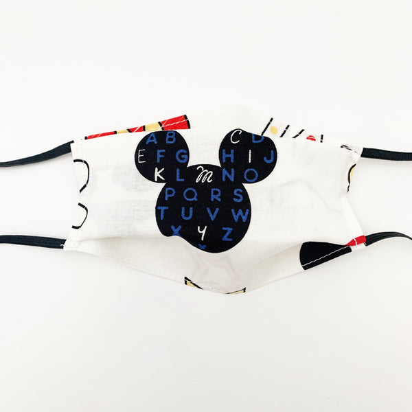 kids mask - mickey