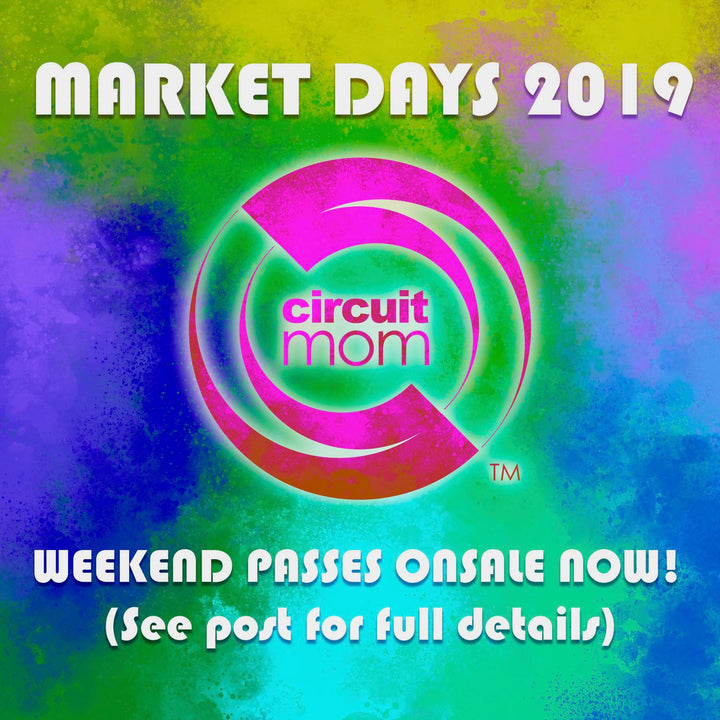 Market Days 2019: General Admission 2-Day Weekend Pass