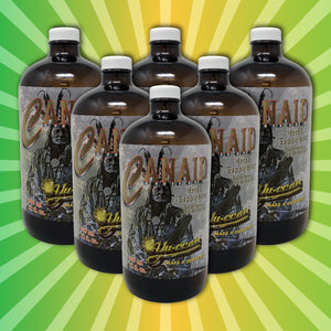 CANAID Herbal Supplement 6 bottles x 909 ml   ( 32oz )