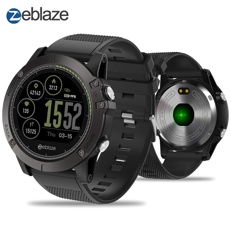 Smart Watch IOS & Android Waterproof
