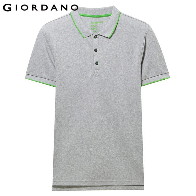 Men's Polo Shirt Cotton Short Pique