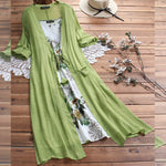 Fashion Summer Dress Casual Woman