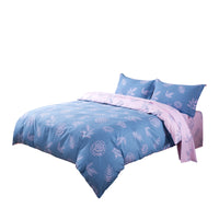 Botanique 100% Cotton 225 Thread Count Duvet Cover Set