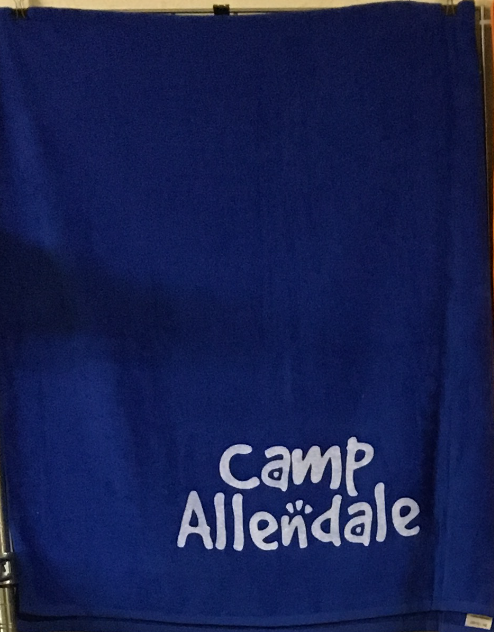CA204 - CAMP TOWELS
