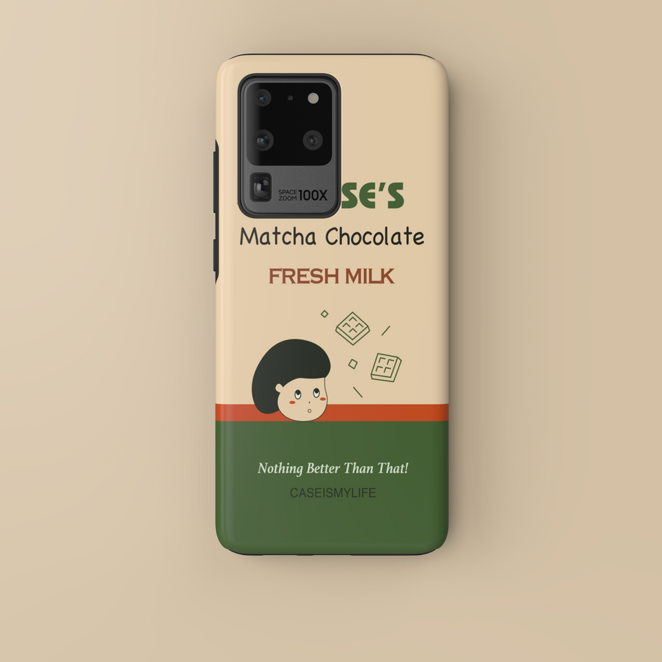 Matcha Chocolate