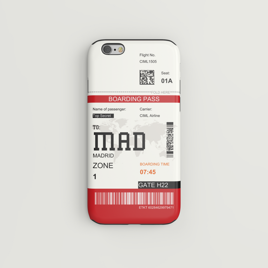 Madrid-MAD