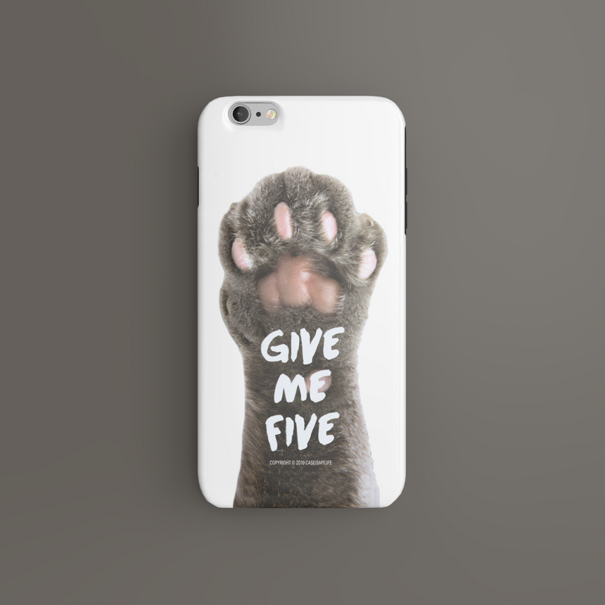 Give Me Five - CaseIsMyLife
