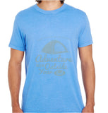 Adventure Begin Your Tent-ECO Tshirts.com