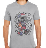 American Football Kid-ECO Tshirts.com