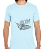 American Muscle Way-ECO Tshirts.com