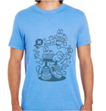 Bottle Ship-ECO Tshirts.com