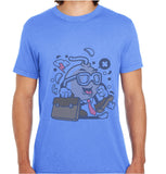 Businessman Bomb-ECO Tshirts.com