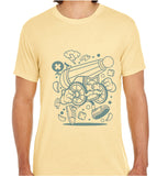Cannon Ball-ECO Tshirts.com