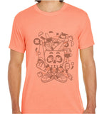 Carpentry Skull-ECO Tshirts.com