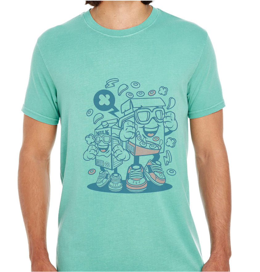 Cereal Box-ECO Tshirts.com