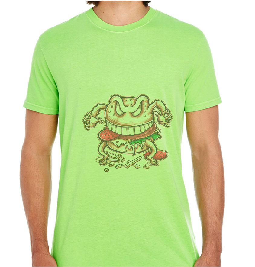 Curse Of The Burger-ECO Tshirts.com