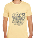 Disc Jockey Mixer-ECO Tshirts.com