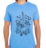 Electric Guitar-ECO Tshirts.com