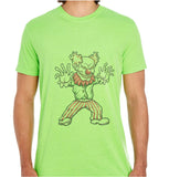 Evil Clown-ECO Tshirts.com