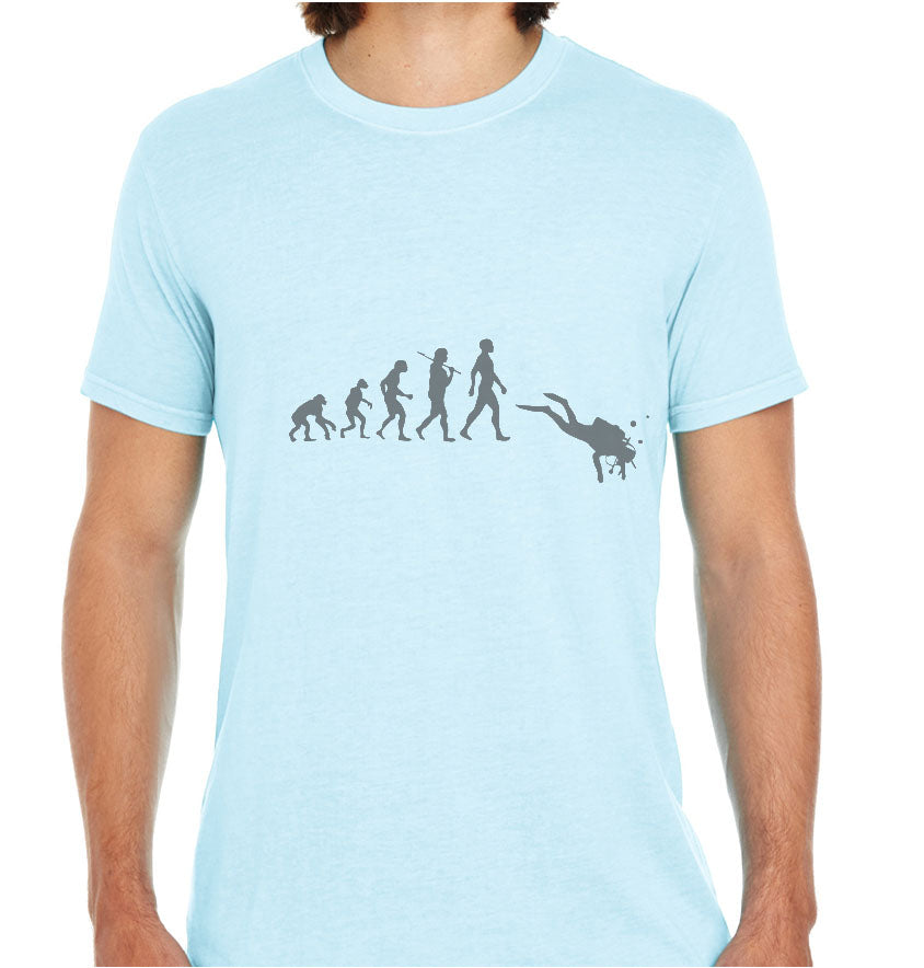 Evolution-ECO Tshirts.com