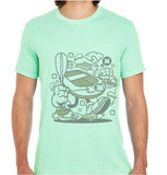 Fishing Boat-ECO Tshirts.com