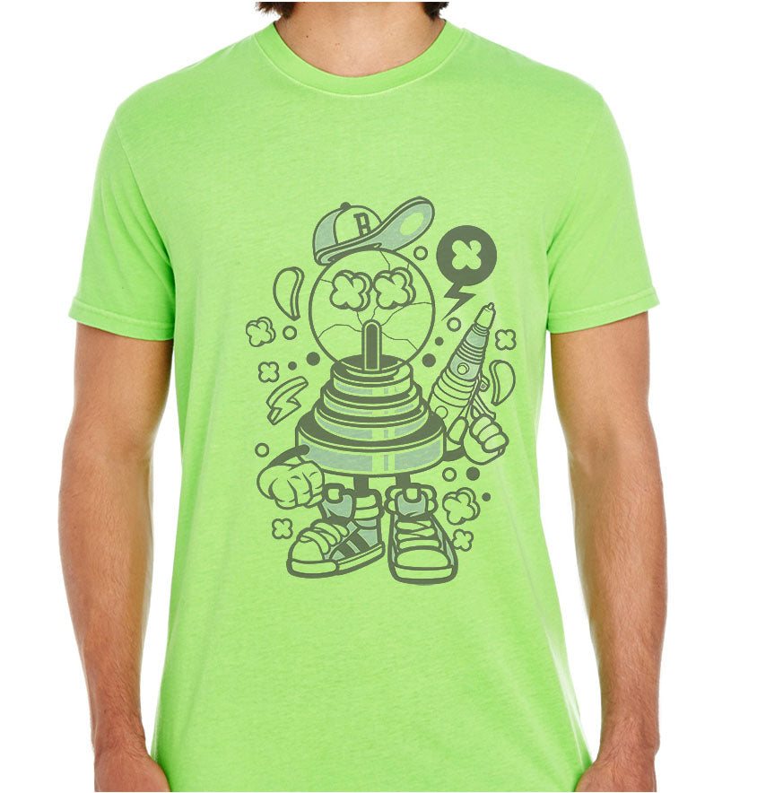 Fortune Ball-ECO Tshirts.com